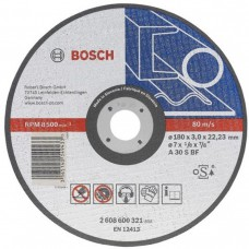 BOSCH CUTTING WHEEL A 30 S BF, 14 INCH