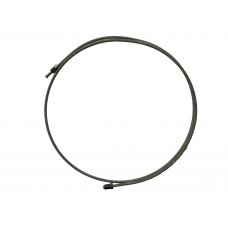 Steel brake hose 18 inch