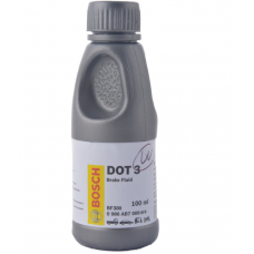 Brake fluid DOT 3 100 ml