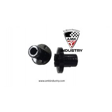 Hub for rear wheel 30 mm bore