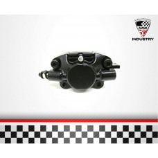 Brake caliper dual piston left side