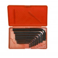 Taparia allen key set KI-10V Black finish
