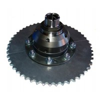 Sprocket driven differential (Dry type)