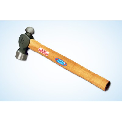 AMK BALL PIEN HAMMER with handle 340 GRAMS