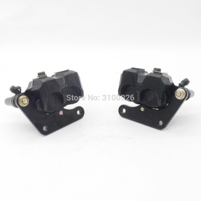 Dual Piston Brake Caliper Set
