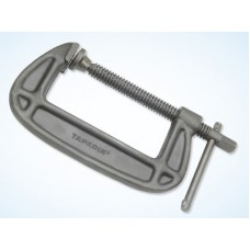 Taparia 1261-4, C-Clamps, 4 inch